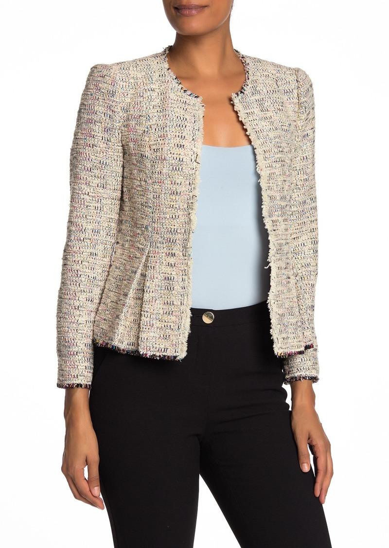 Rebecca Taylor Rainbow Tweed Jacket