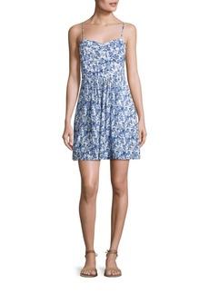Rebecca Taylor Aimee Floral Dress