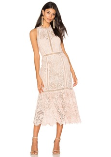 Arella Midi Dress