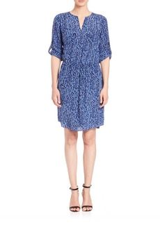 Rebecca Taylor Batik Mirage Dress