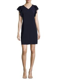 Rebecca Taylor Chic Sheath Dress