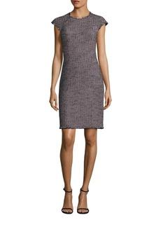 Rebecca Taylor Confetti Tweed Dress