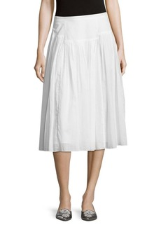 Cotton Voile Skirt