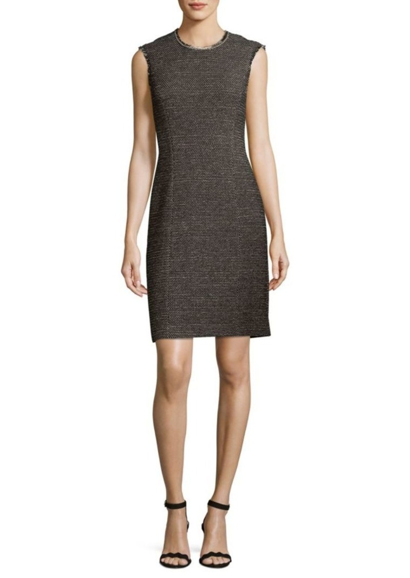 Rebecca Taylor Crewneck Shift Dress