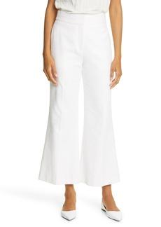 Rebecca Taylor Crop Wide Leg Pants