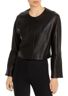 Rebecca Taylor Glove Leather Jacket