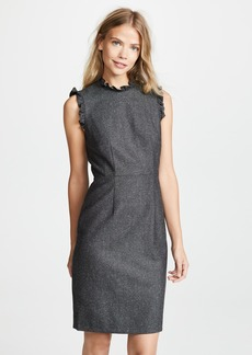 Rebecca Taylor Herringbone Dress