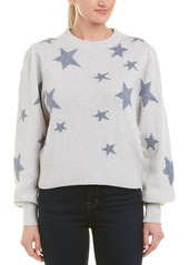 Rebecca Taylor Intarsia Wool-Blend Pullover