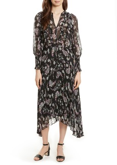 Rebecca Taylor Jewel Paisley Dress