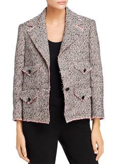 Rebecca Taylor Josie Boucl� Tweed Jacket