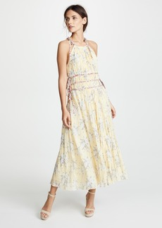 Rebecca Taylor Lemon Pleat Dress