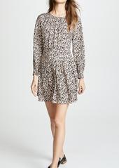 Rebecca Taylor Leopard Dress
