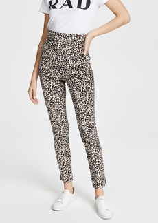 Rebecca Taylor Leopard Pants