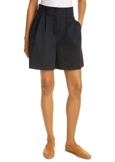 Rebecca Taylor Lightweight Cotton Blend Shorts