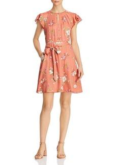 Rebecca Taylor Lita Floral Dress