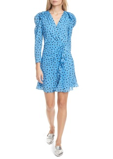 Rebecca Taylor Long Sleeve Dot Dress