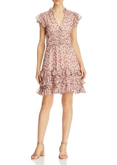 Rebecca Taylor Lucia Floral Dress