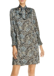 Rebecca Taylor Lynx Silk Shift Dress - 100% Exclusive
