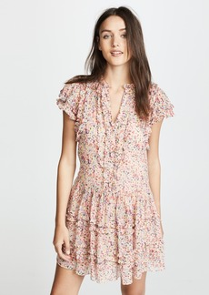 Rebecca Taylor Margo Floral Dress