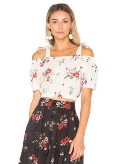 Rebecca Taylor Marguerite Pop Top