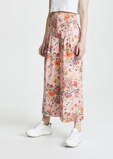 Rebecca Taylor Marlena Floral Pants