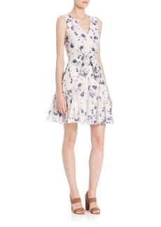 Rebecca Taylor Meteor Cotton Dress