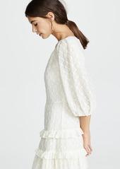Rebecca Taylor Michelle Embroidery Dress