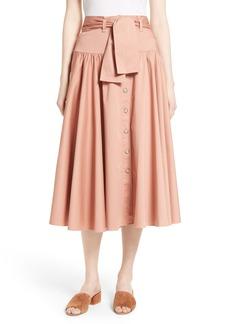 Rebecca Taylor Midi Skirt