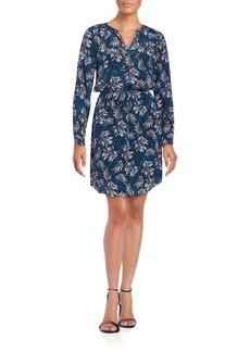 Rebecca Taylor Mystic Printed Silk Dress