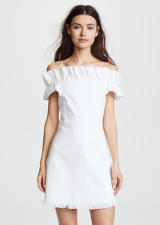 Rebecca Taylor Off Shoulder Dress