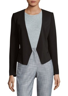 Rebecca Taylor Open Front Jacket