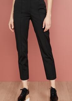Rebecca Taylor Ottoman Notch Pants