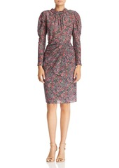 Rebecca taylor rebecca taylor paisley puff sleeve dress abv8a394df9 a