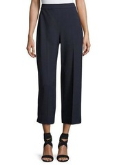 Rebecca Taylor Palazzo Cropped Suiting Pants