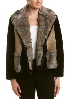 Rebecca Taylor Patched Jacket