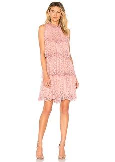 Rebecca Taylor Pinwheel Dress