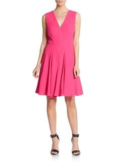 Rebecca Taylor Pleated Dress