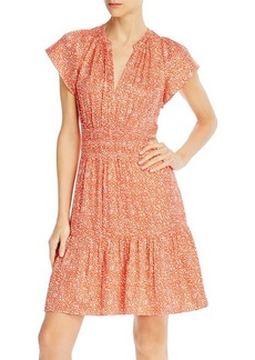 Rebecca Taylor Printed Smocked Dress - 100% Exclusive