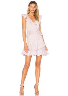 Rebecca Taylor Ruffle Dress