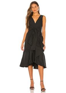 Rebecca Taylor Sl Taffeta Dress