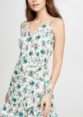 Rebecca Taylor Sleeveless Carnation Tank Dress