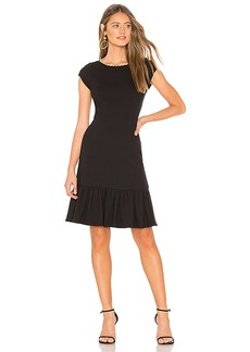 Rebecca Taylor Sleeveless Honeycomb Dress