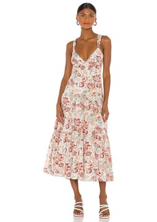 Rebecca Taylor Sleeveless Lucienne Dress
