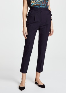 Rebecca Taylor Spring Ruffle Pants