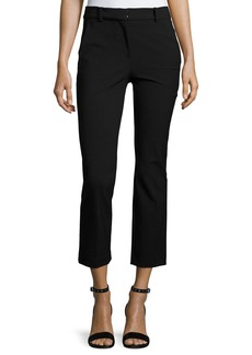 Rebecca Taylor Straight Cropped Suit Pant
