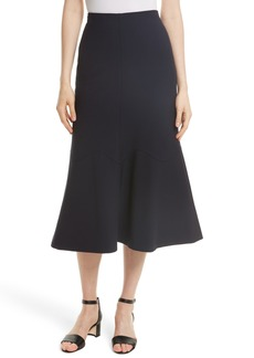 Rebecca Taylor Stretch Suit Skirt