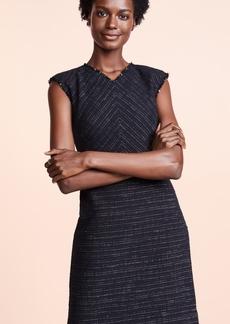 Rebecca Taylor Stretch Tweed Dress