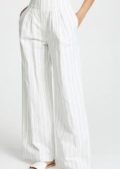 Rebecca taylor rebecca taylor striped suit pants abva182d17 a