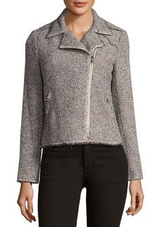 Rebecca Taylor Struct Tweed Jacket
