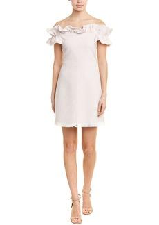 Rebecca Taylor Suit A-Line Dress